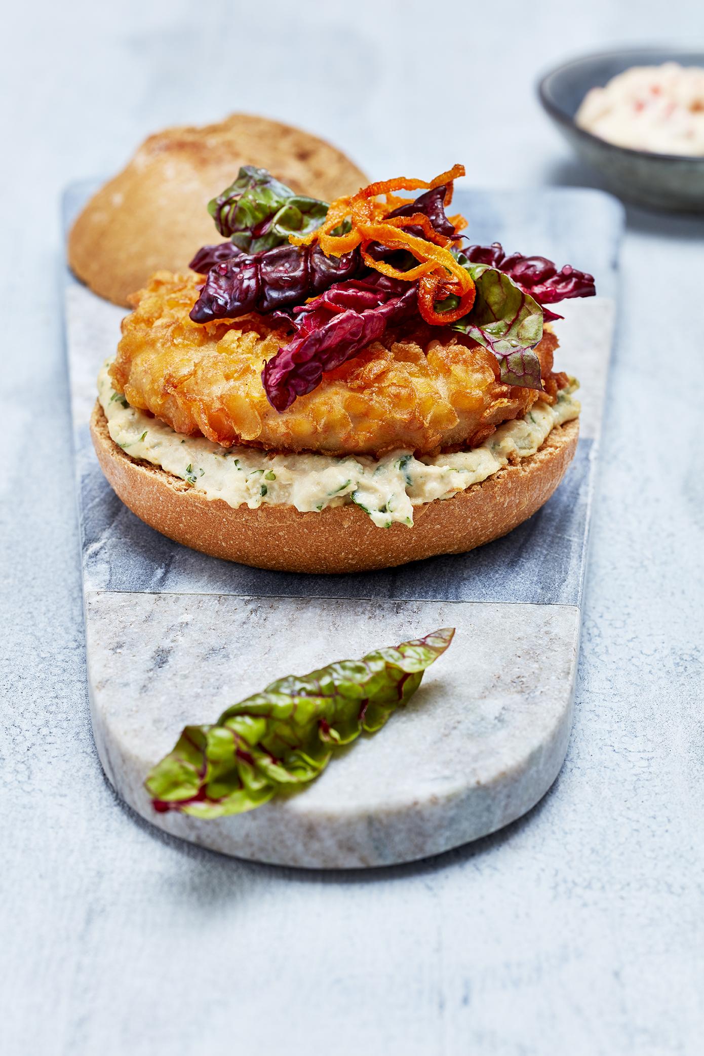 OSI_Foodworks_ChickenBurger_Cornflakes