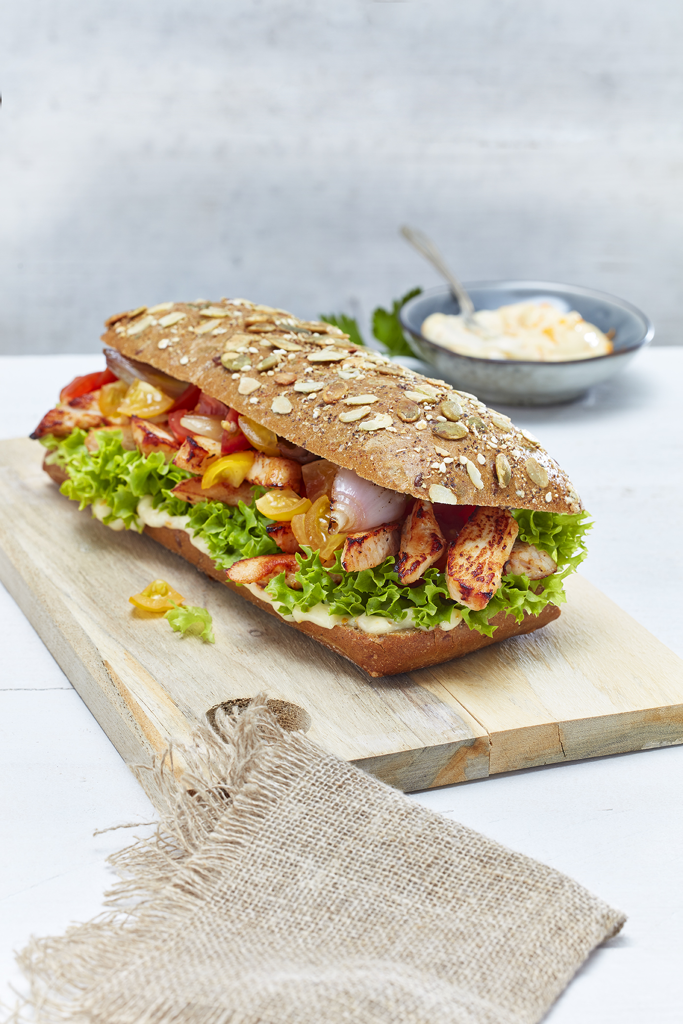 OSI_Foodworks_Sandwich_Haehnchenbruststreifen